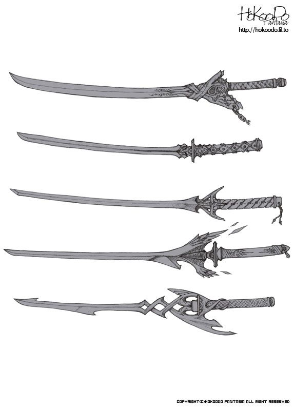 Swords. | Swords and Daggers | Pinterest | Katana, Design ...