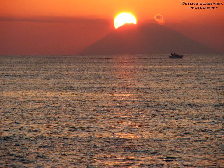 Sea sunset2