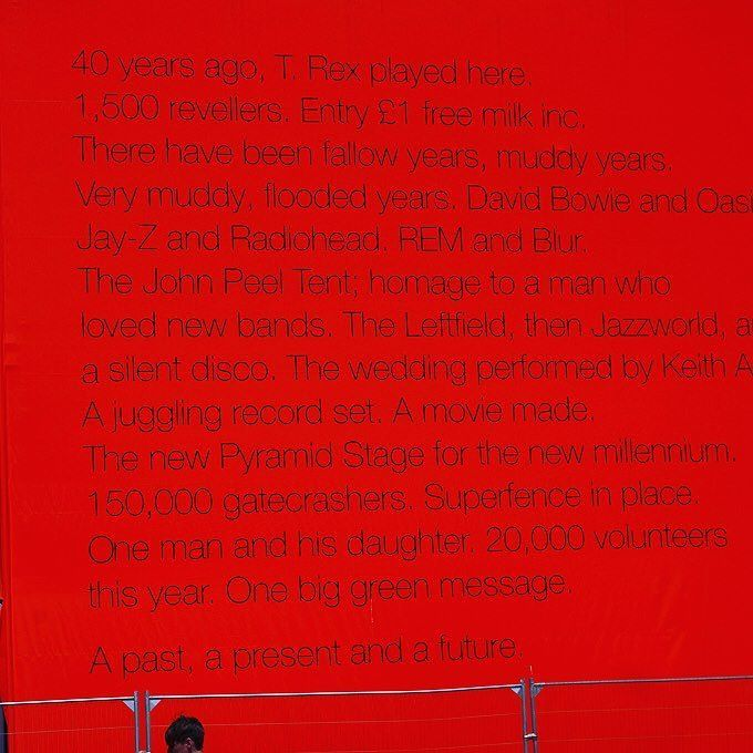Hope your resale ticket today @glastoofficial #glastonbury2016 #tickets #glastonbury2010 #history #instafestival #potd #festival #festivalphotography #pentax