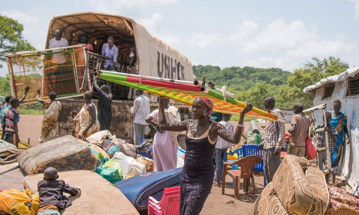 #Media #Oligarchs #MegaBanks vs #Union #Occupy #BLM #Humanity  Uganda's sprawling haven for 270,000 of South Sudan's refugees  https://www.theguardian.com/global-development/2017/jan/24/uganda-sprawling-haven-for-270000-of-south-sudans-refugees  Bidi Bidi camp was opened six months ago but already hosts a fifth of all the South Sudanese fleeing violence and hunger in their home country  Moses Roba still has the scar on his face from when the glass shattered. It runs around the outside of his…