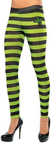 Rubie's Costume Co Women's Wizard Of Oz Wicked Witch Of The West Leggings, Black/Green, One Size Rubie's Costume Co http://www.amazon.com/dp/B00UAD6XLC/ref=cm_sw_r_pi_dp_VpL2vb0Q19YQ2
