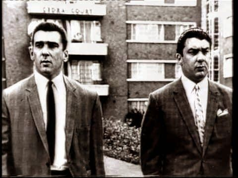 THE EVIL TWINS: TRUE STORY: REG AND RON KRAY.