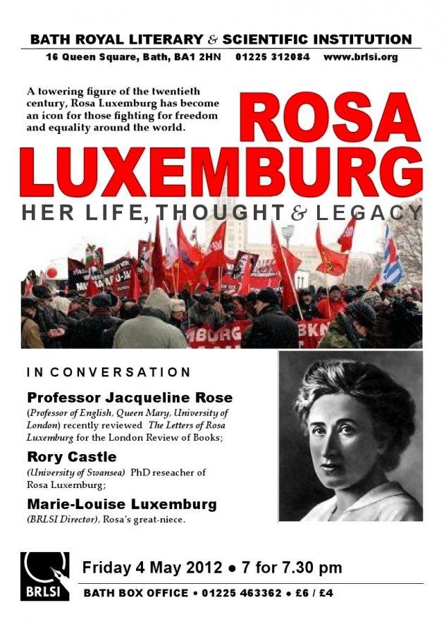 rosa luxemburg quotes - Google-Suche