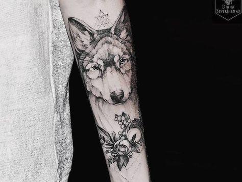 Compte tenu de la symbolique profonde d'un tatouage loup, il s'avère difficile de trouver une signification précise. Celle-ci dépendra essentiellement de la manière dont le tatoué voit l'animal