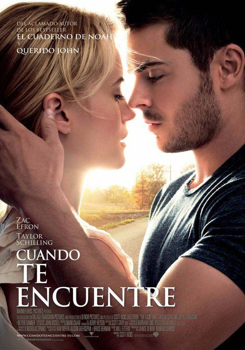 Watch The Lucky One 2012 Full Movie Online Free