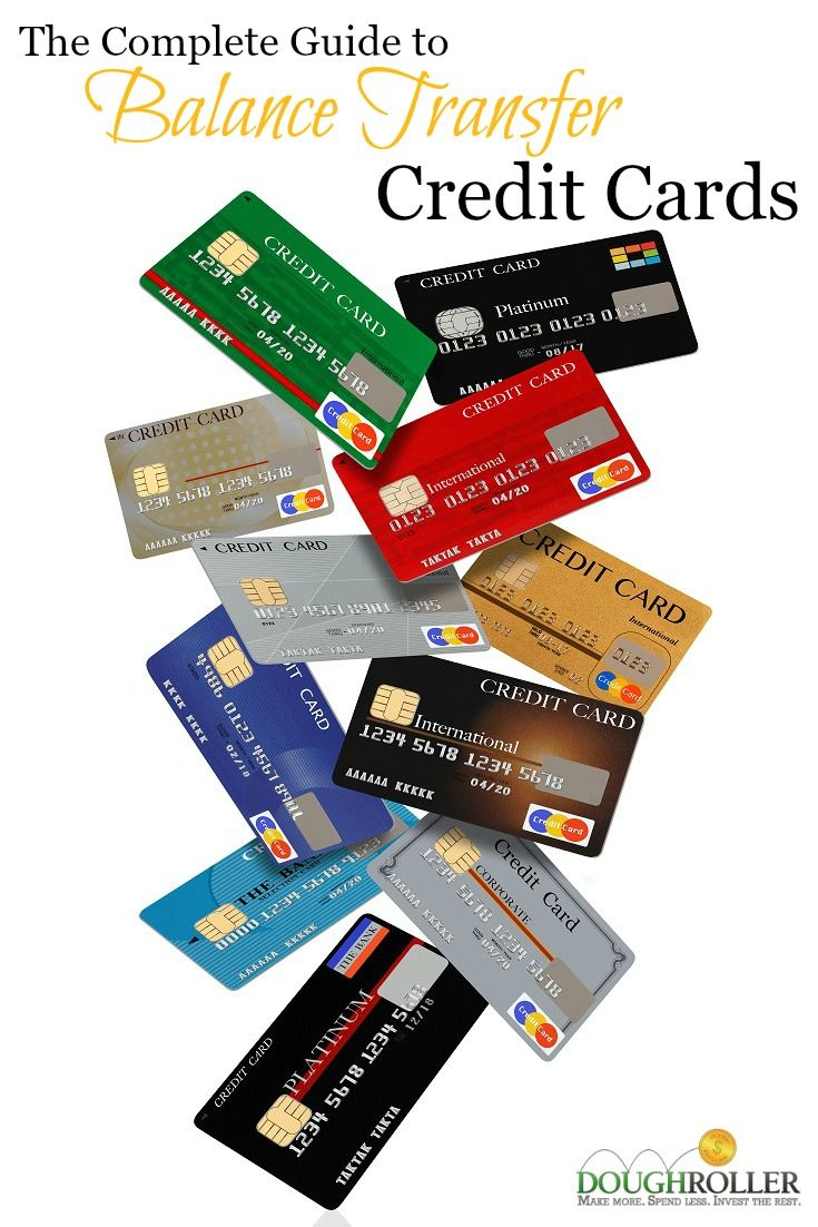 credit card balance transfer specials