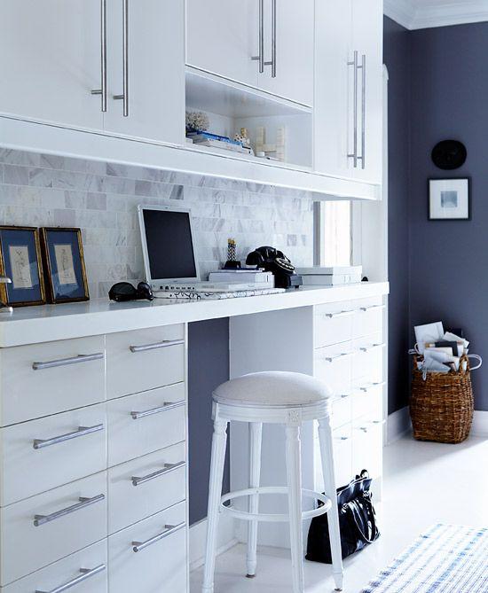Best 25+ Hallway Office Ideas On Pinterest