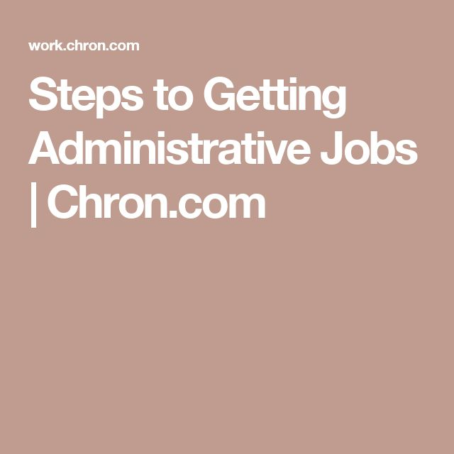 Best 25+ Administrative jobs ideas on Pinterest Administrative - clerical tasks