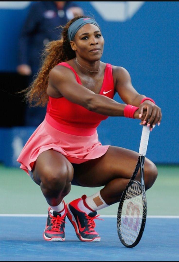 Serena williams pussy the scene
