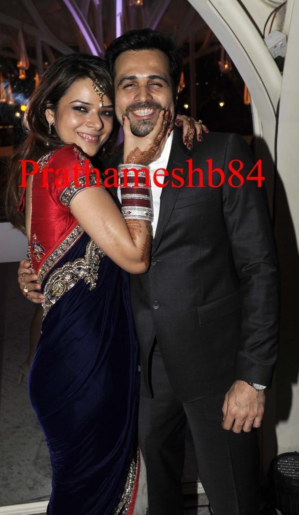 Udita Goswami & Mohit Suri's wedding reception