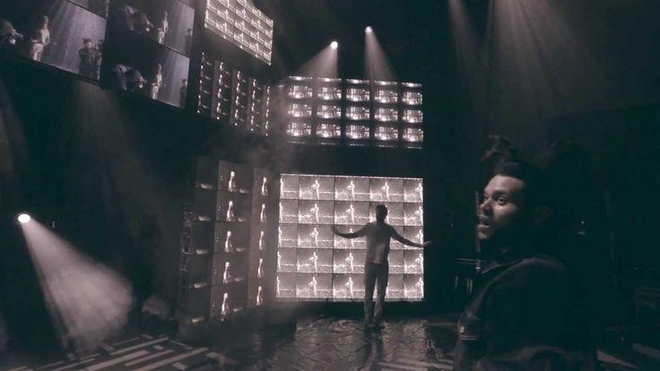 The Weeknd Fall Tour: Set Design (Full)