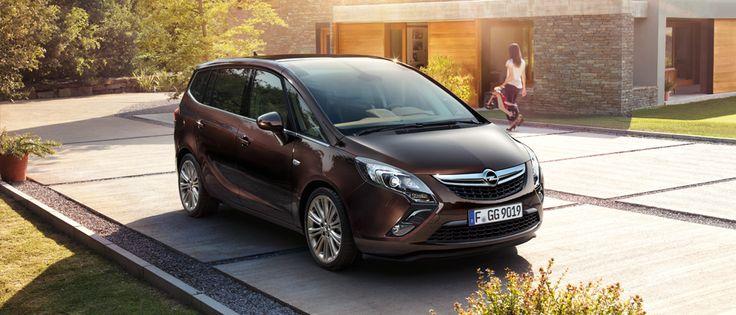 De Opel Zafira Tourer galerij: foto's van het exterieur van de veelzijdige gezinsauto met 5 of 7 zitplaatsen - Opel Nederland