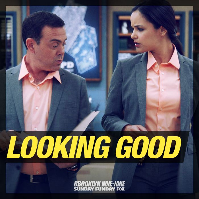 """S2 Ep1 """"Undercover"""" - Boyle and Santiago #Brooklyn99"""