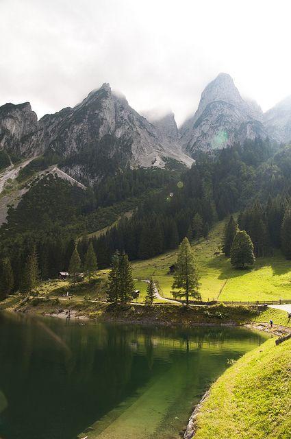 Gosau,Oberösterreich,Österreich