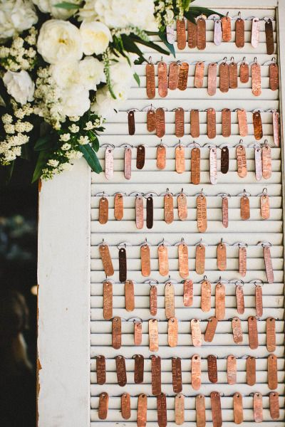Wedding inspiration - tips for your special day