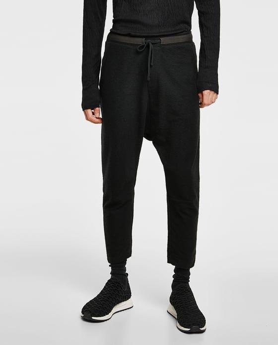 Cropped Adidas Beckenbauer Jogginghose