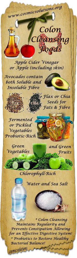 Colon cleansing maintains regularity and prevents constipation allowing for an effective Digestive System. Know your cleansing food sources. http://www.cosmicsolutions.org/health/article.php