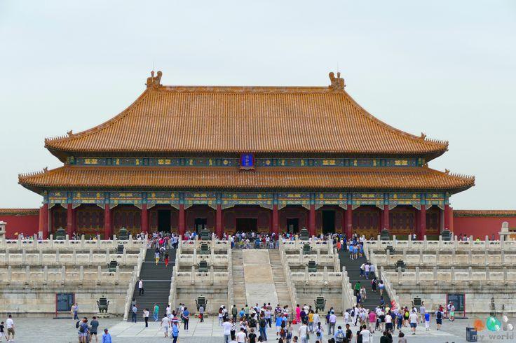 LES INCONTOURNABLES DE PEKIN: Porte de la Cité Interdite de Pékin