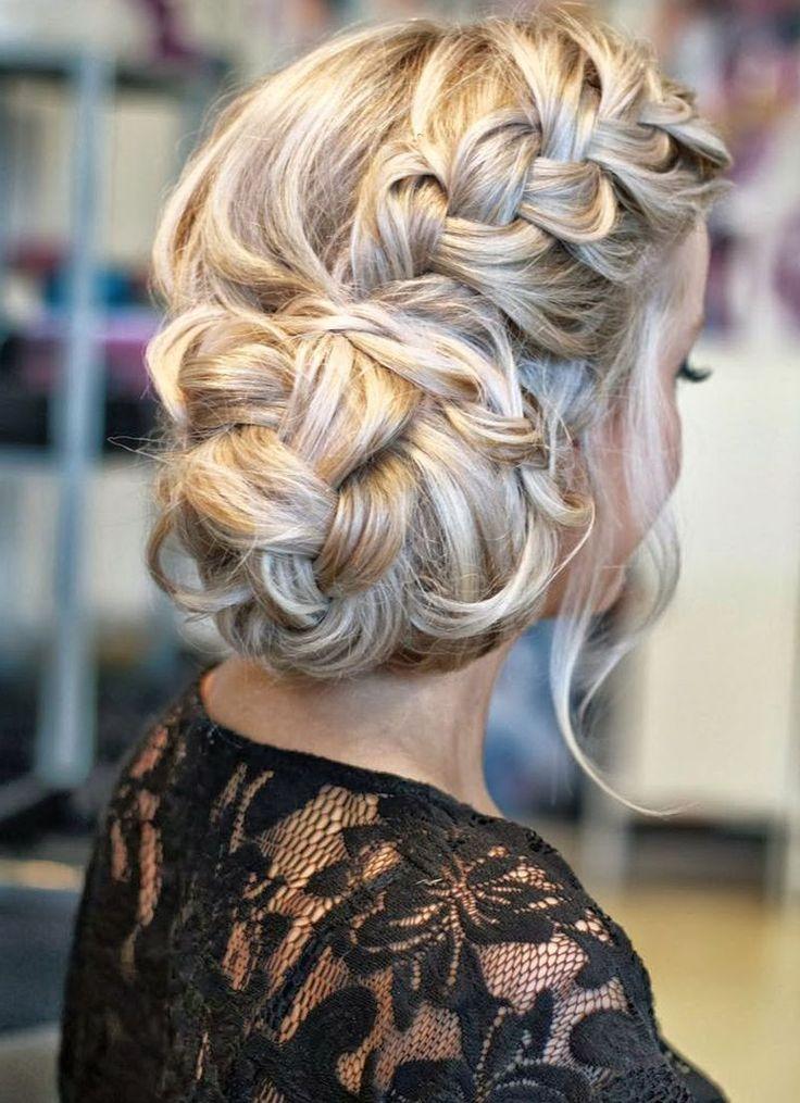 cool Красивые прически на выпускной на длинные волосы (50 фото) —  Лучшие варианты вечерних образов