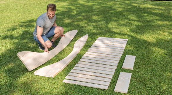 Gartenliege Bauen Lackieren Anleitung Gartenliege Selber Bauen Gartenliege Selber Bauen Garten