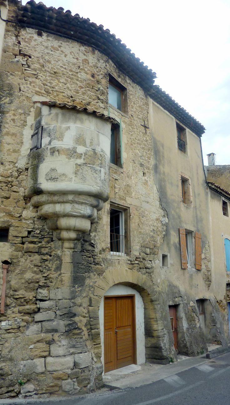 Suze-la-Rousse - Drome France