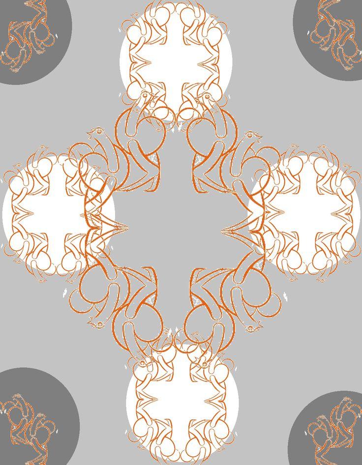 sistema de simetria-reflexion especular patron de crecimiento- nulo supermodulo