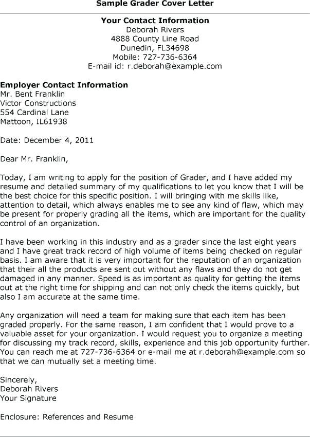 3 Paragraph Cover Letter Template 1-Cover Letter Template Sample