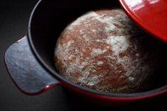 Chléb Šumava bez hnětení | Cuketka