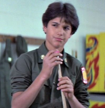 Retro Pop Cult - oursecondmoran: Ralph Macchio as Cooch Bambalazi...