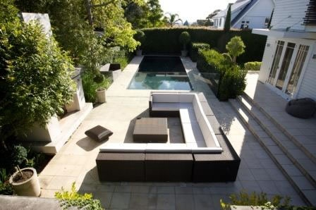 Natural habitats landscaping new zealand members for for Pool design new zealand
