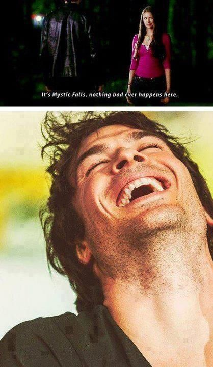 Biggest lie ever told on TVD. challenge accepted.