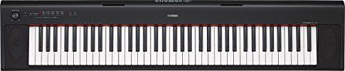 Yamaha NP12 61-Key Lightweight Portable Keyboard, Black