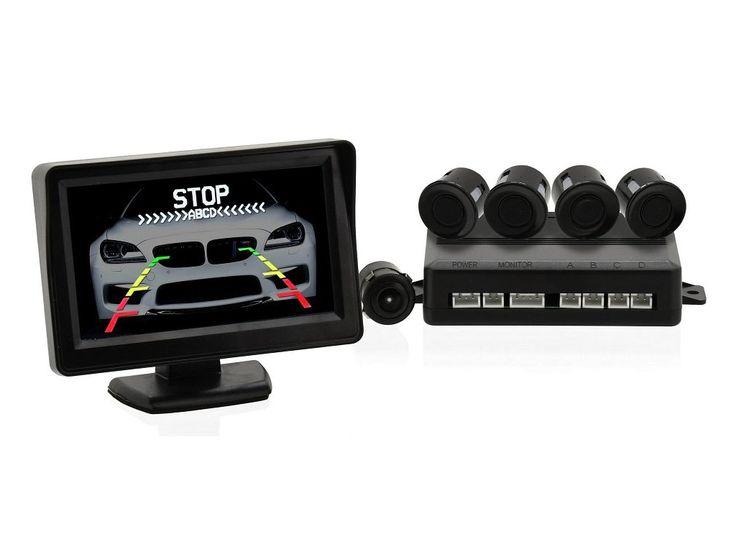Parkovací asistent s kamerou a LCD displejem pro přesné a komfortní vizuální zobrazení vzdálenosti od překážky. Funguje na principu ultrazvukových vln přenesených pomocí senzorů v zadním nárazníku a snímáním prostoru za vozidlem pomocí kamery. Aktivuje se zařazením zpátečky.