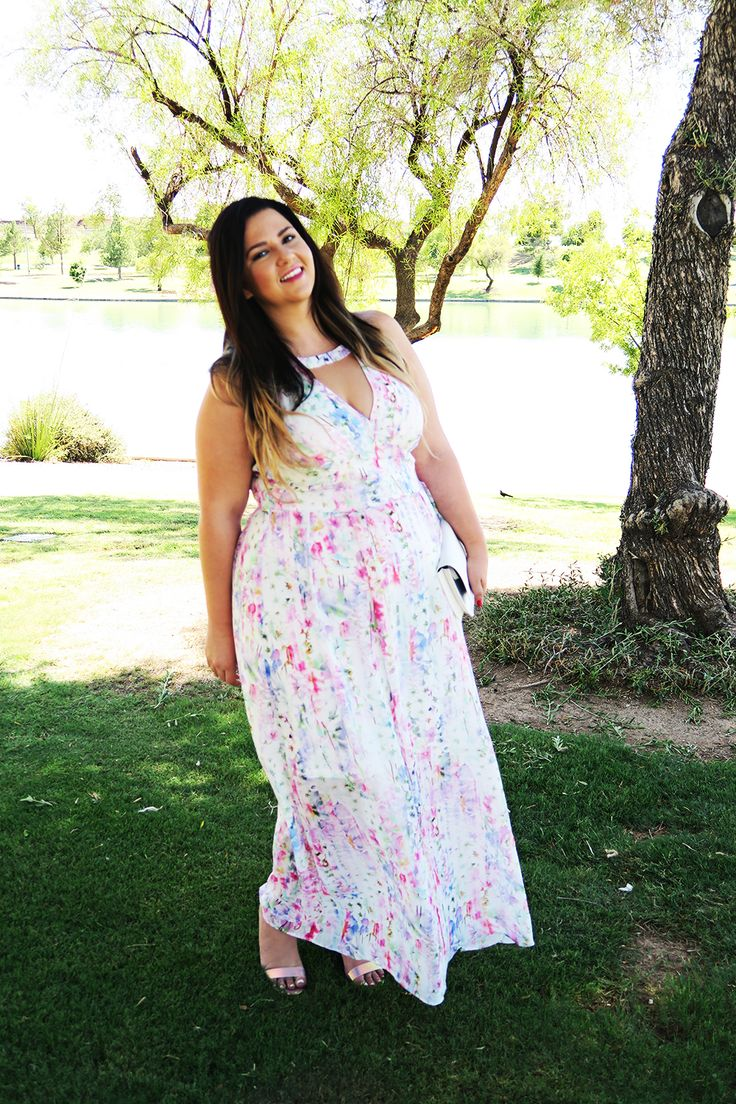 Plus Size Maxi Dreses For Sumer Weding 018 - Plus Size Maxi Dreses For Sumer Weding