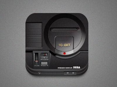 Sega iPhone icon