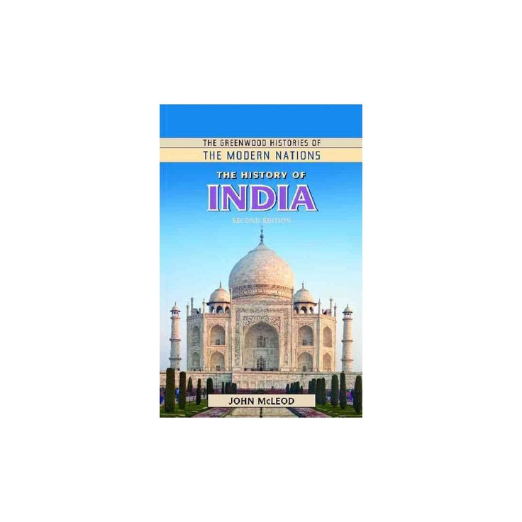 The History of India (Hardcover)
