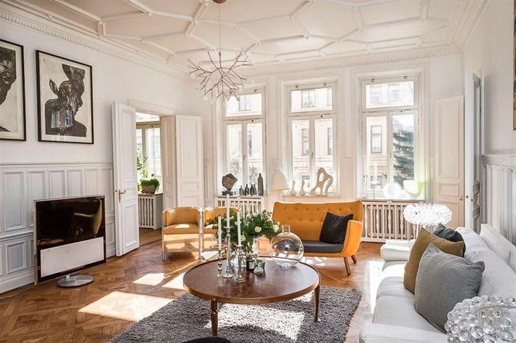 W domu Marty: Piękne mieszkanie w kamienicy