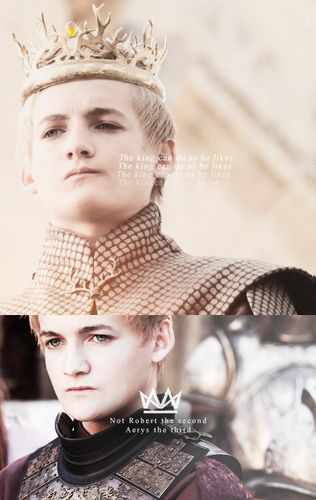 Joffrey Baratheon ~ Game of Thrones Fan Art