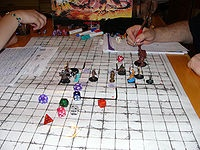Dungeons and Dragons (D)