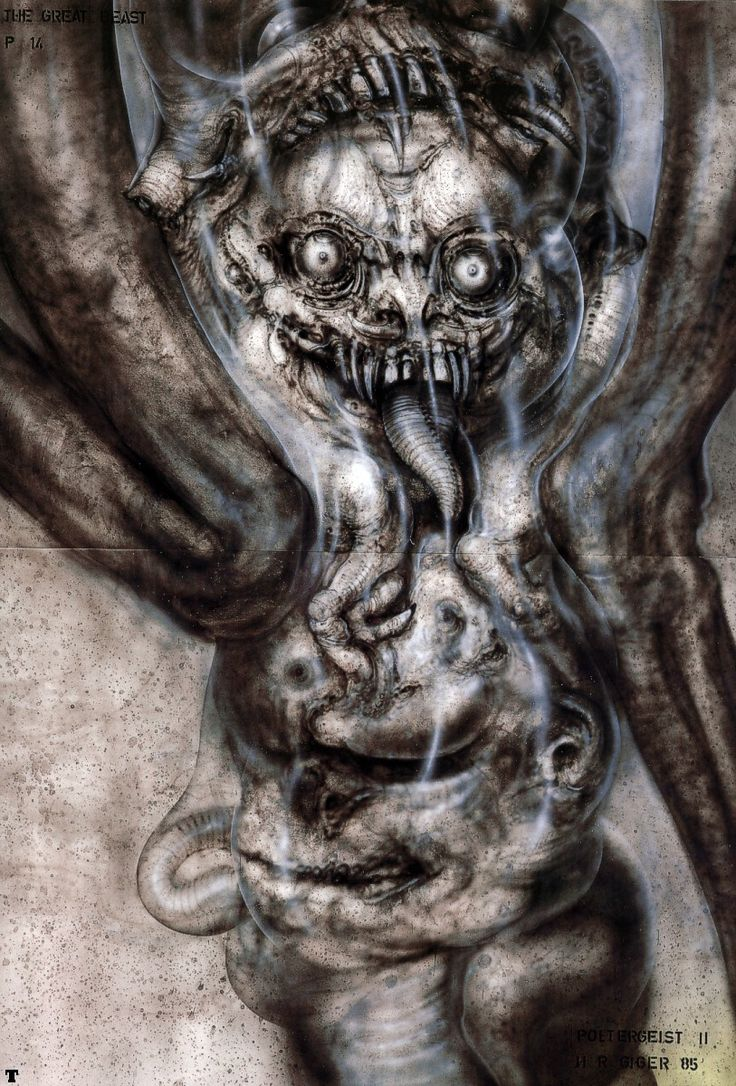 Hr giger tattoo designs - H R Giger Art Paintings Giger Hr Giger Pii The Great