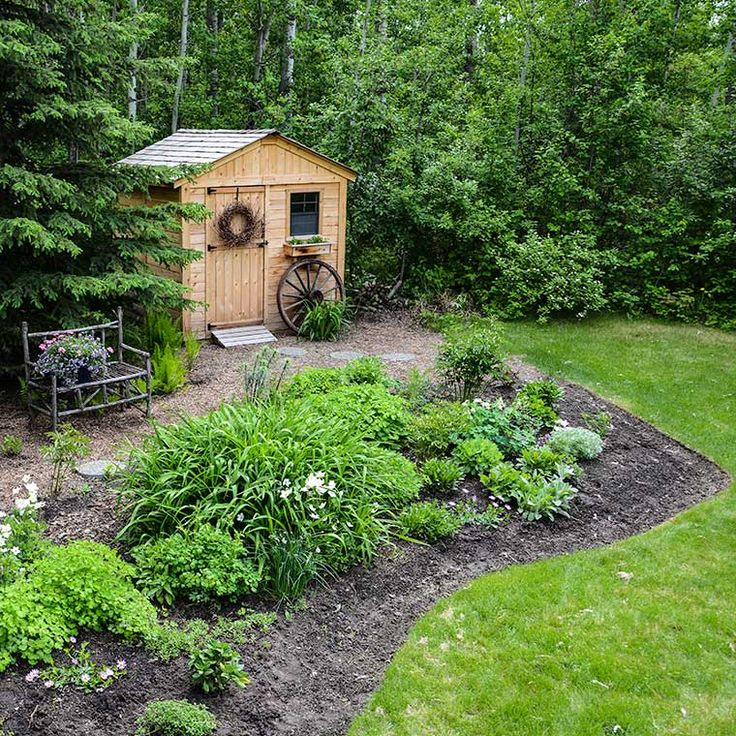 11 best images about garden sheds that are actually nice for Pretty garden sheds