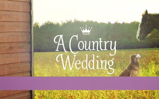 A Country Wedding - Preview