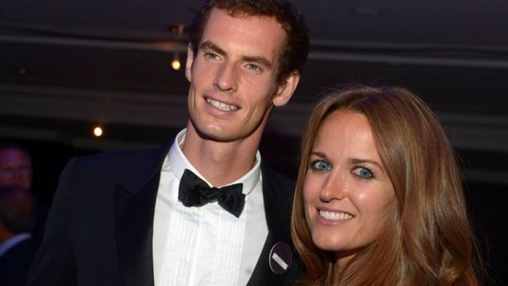 Andy Murray's wife gives birth to a girl - BBC News