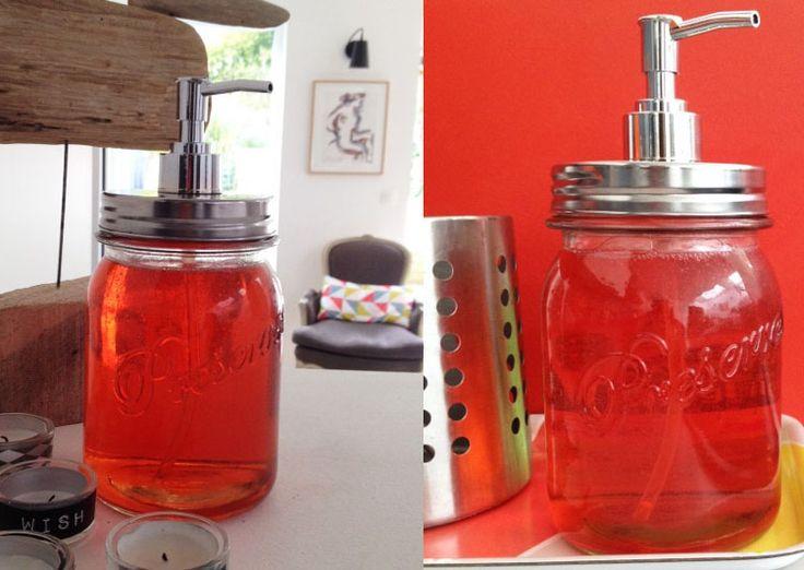 best 25 distributeur savon liquide ideas on distributeur de savon bocal d 233 cor du
