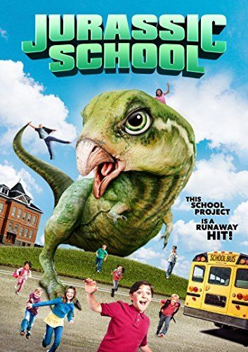 Jurassic Okulu - Jurassic School ( 2017 )