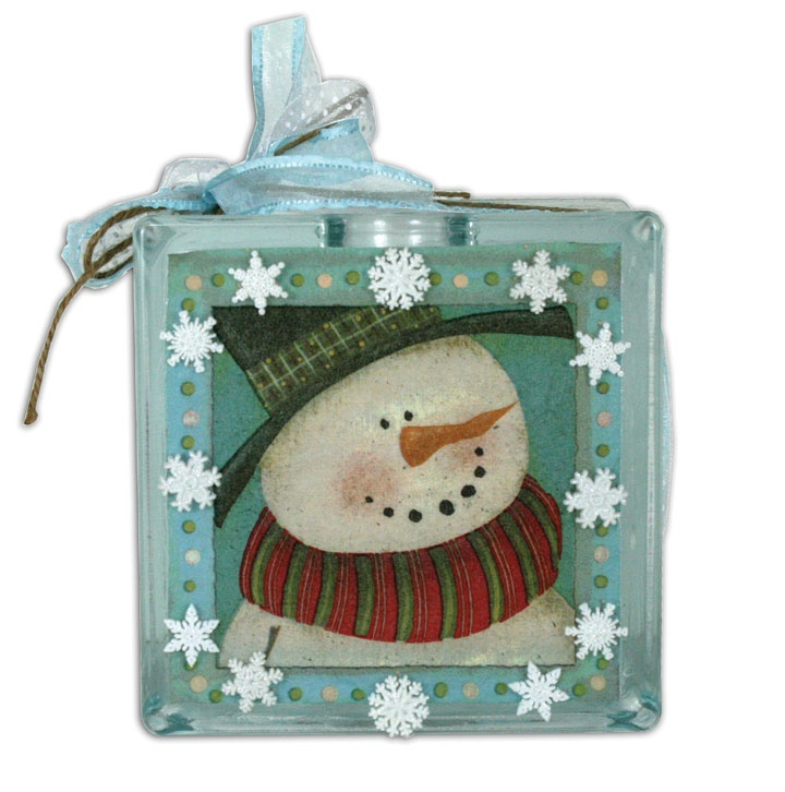 205 best images about glass blocks on pinterest jingle for Glass block for crafts