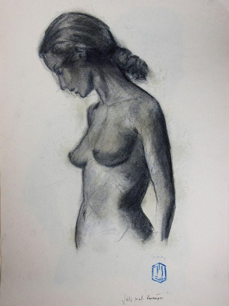Studie nach Parramón 14 by Jens H. Westermann, #art #artist #drawing #Kunst #Künstler #Zeichnung #Westermann