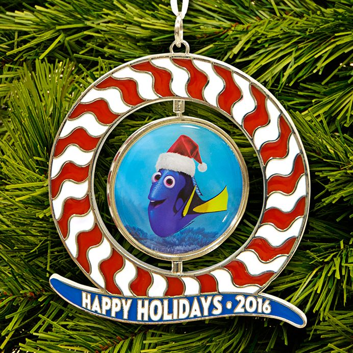 It's finally here! Get the 2016 Disney Movie Rewards holiday ornament and add a little fin-tastic fun to your tree with Finding Dory.