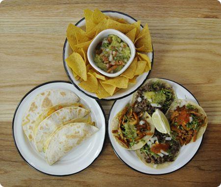 La Neta. Mexican restaurant in Stockholm