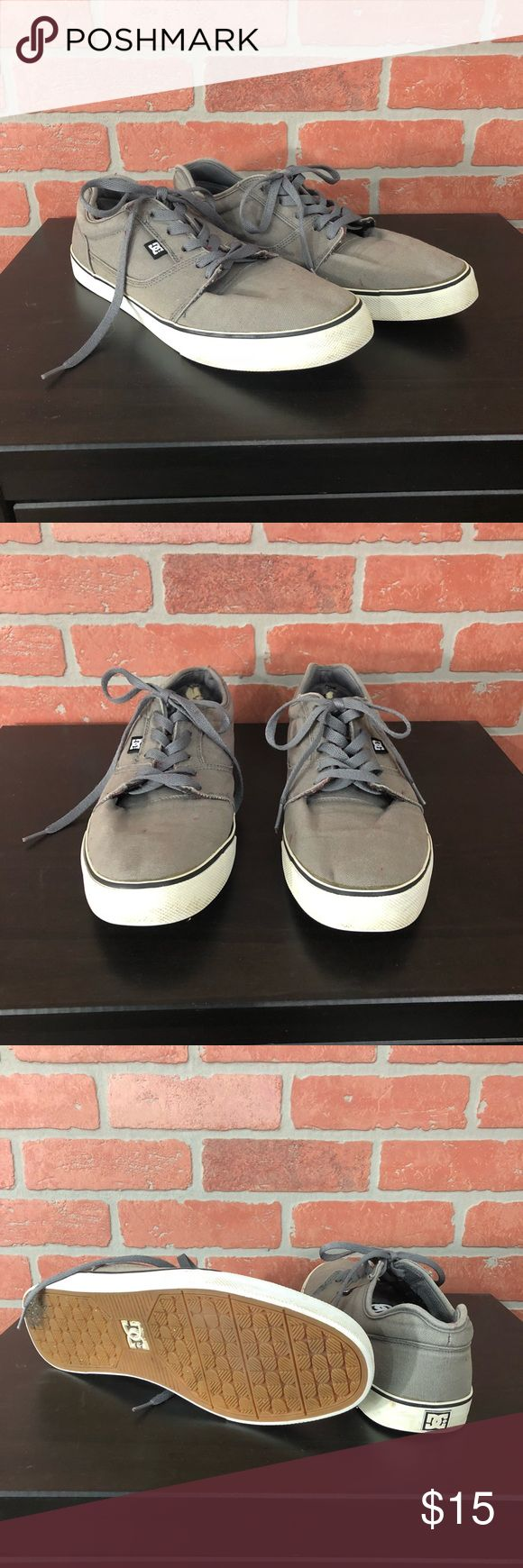 Used DC Skate Shoes Used  DC Skate Shoes  Size 12  Little bit of love  Priced accordingly DC Shoes Sneakers
